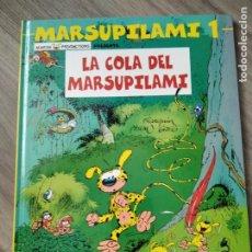 Cómics: MARSUPILAMI TOMO 1 SALVAT. LA COLA DEL MARSUPILAMI. FRANQUIN, GREG. Lote 211405530