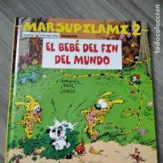 Cómics: MARSUPILAMI TOMO 2 SALVAT. EL BEBE DEL FIN DEL MUNDO. FRANQUIN, GREG. Lote 211405601