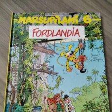Cómics: MARSUPILAMI TOMO 6 SALVAT. FORDLANDIA. FRANQUIN, GREG. Lote 211405695