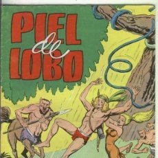 Cómics: PIEL DE LOBO COLOR, TOMO ARTESANAL. Lote 211435941