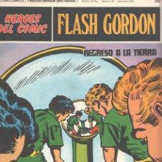 Cómics: FLASH GORDON DE BURULAN NUMERO 050 (NUMERADO 1 EN TRASERA): REGRESO A LA TIERRA. Lote 211436121