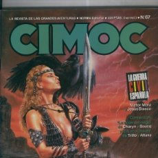 Cómics: CIMOC REVISTA NUMERO 067. Lote 211436249