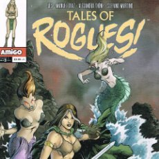 Cómics: AMIGO.TALES OF ROGUES.VOL.5.ORIGINAL INGLÉS.. Lote 211439945