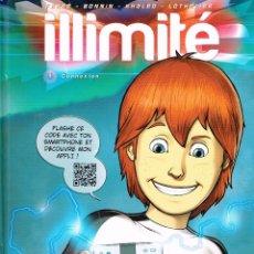 Cómics: ILLIMITÉ.CONNEXION.EDIT. SOLEIL (FRANCÉS).. Lote 211440347