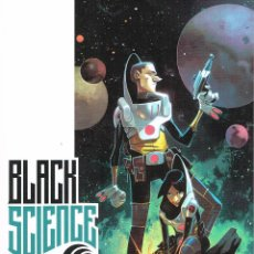 Cómics: BLACK SCIENCE.VOL.8.IMAGE,ORIGINAL INGLÉS.. Lote 211440466
