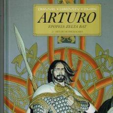 Cómics: ARTURO VOL.2-ARTURO BORROKALARIA.(VASCO). Lote 211440536
