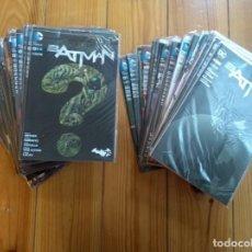 Cómics: BATMAN NºS 1 AL 55 - NUEVO UNIVERSO DC - ECC. Lote 223674390