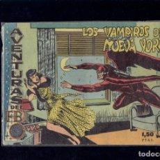 Cómics: 8 AVENTURAS COMPLETAS VARIADAS DE VARIAS EDITORIALES AÑOS 1958 - 1961 SE VENDEN SUELTAS POR UNIDAD. Lote 211458511