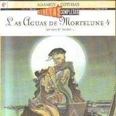 Cómics: LAS AGUAS DE MORTELUNE. Nº 4.LOS OJOS DE NICOLAS. A-COMIC-5544,2. Lote 211474282