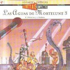 Cómics: LAS AGUAS DE MORTELUNE Nº 3.EL PRINCIPE Y LA MUÑECA. A-COMIC-5546,2. Lote 211474557