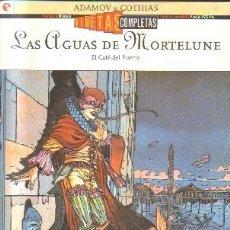 Cómics: LAS AGUAS DE MORTELUNE Nº 2.EL CAFÉ DEL PUERTO. A-COMIC-5547. Lote 211475825