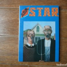 Cómics: ÁLBUM STAR Nº 8 RETAPADO INCLUYE 26 27 28 PRODUCCIONES EDITORIALES COMIC UNDERGROUND. Lote 211483802