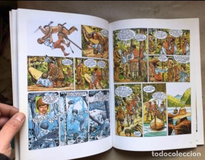 Cómics: JUSTIN HIRIART (MAR DE SANGRE, VIAJE MALDITO Y EL SECRETO). LOTE 3 CÓMICS DE FRUCTUOSO HARRIET. - Foto 9 - 211521530