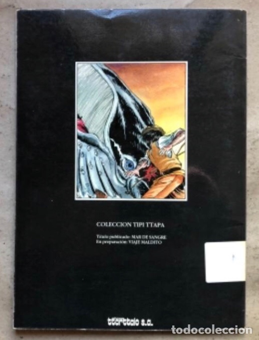 Cómics: JUSTIN HIRIART (MAR DE SANGRE, VIAJE MALDITO Y EL SECRETO). LOTE 3 CÓMICS DE FRUCTUOSO HARRIET. - Foto 11 - 211521530