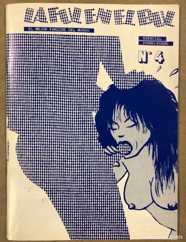 Cómics: LA FUL EN EL BUL N° 3 y 4 (BARCELONA 1984). HISTÓRICO FANZINE; HISTORIETAS. VV.AA. - Foto 5 - 211521645