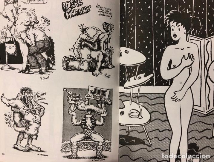 Cómics: LA FUL EN EL BUL N° 3 y 4 (BARCELONA 1984). HISTÓRICO FANZINE; HISTORIETAS. VV.AA. - Foto 9 - 211521645