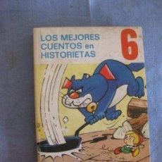 Cómics: LOS MEJORES CUENTOS EN HISTORIETAS 6. PUBLICACIONES PLAN. DIBUJOS DE RAF.. Lote 211584336