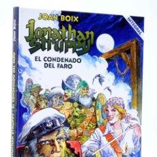 Cómics: JONATHAN STRUPPY EL CONDENADO DEL FARO. INTEGRAL (JOAN BOIX) ALETA, 2015. OFRT ANTES 19,95E. Lote 211605557