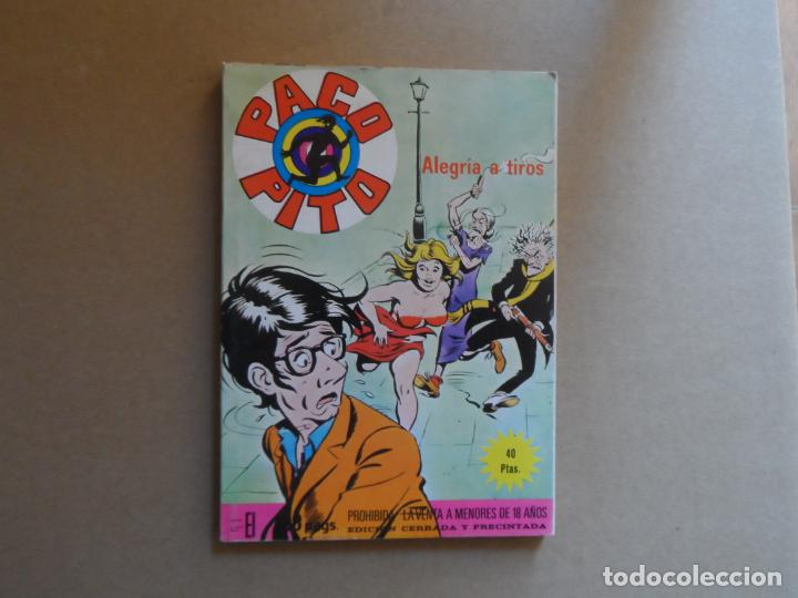 PACO PITO Nº 3 EDICIONES ELVIBERIA 1976 (Tebeos y Comics - Comics otras Editoriales Actuales)