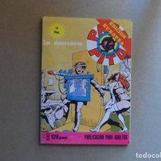 Cómics: PACO PITO Nº 19 EDICIONES ELVIBERIA 1976. Lote 211617516