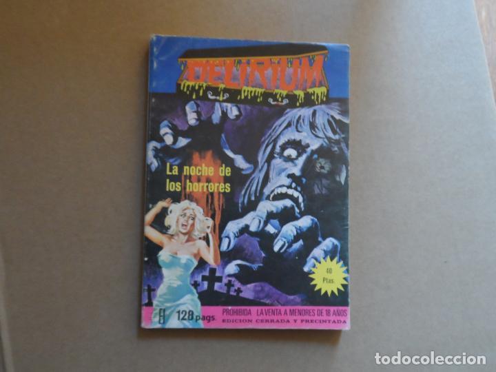 DELIRIUM Nº 7 - ELVIBERIA 1976 (Tebeos y Comics - Comics otras Editoriales Actuales)