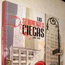 Cómics: LAS SERPIENTES CIEGAS - CAVA Y SEGUI - MUY ILUSTRADO. Lote 211676106
