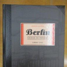Cómics: COLECCION COMPLETA / BERLIN / TRES TOMOS TAPA DURA / JASON LUTES / MUY BUEN ESTADO / ASTIBERRI. Lote 211809652
