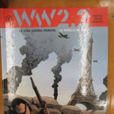 Cómics: COLECCION COMPLETA / WW 2.2 / 7 TOMOS TAPA DURA / LA OTRA GUERRA / DIABOLO / MUY BUEN ESTADO. Lote 211812792