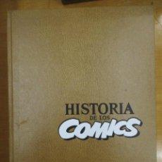 Cómics: HISTORIA DE LOS COMICS / COLECCION COMPLETA / 4 TOMOS / TOUTAIN / MUY BUEN ESTADO. Lote 211816978