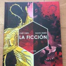 Cómics: LA FICCION, CURT PIRES, DAVID RUBIN, ASTIBERRI LEER. Lote 211961705