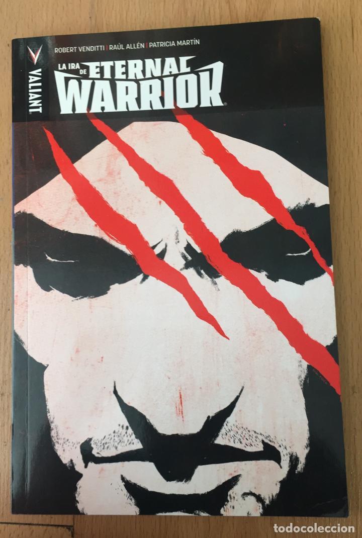 LA IRA DE ETERNAL WARRIOR, VARIOS AUTORES, MEDUSA COMICS, VALIANT (Tebeos y Comics - Comics otras Editoriales Actuales)