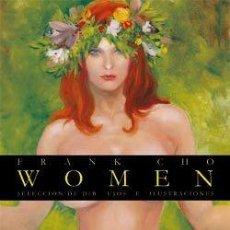 Cómics: WOMEN: SELECCIÓN DE DIBUJOS E ILUSTRACIONES DE FRANK CHO ( IMAGE). EXCELENTE -IMPRESCINDIBLE-. Lote 211984532