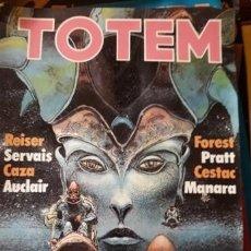 Cómics: LOTE 100 REVISTA DE COMIX TOTEM.. Lote 211995392