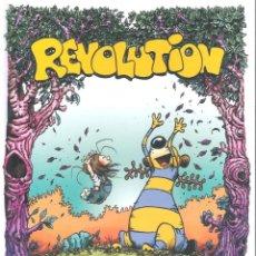 Cómics: REVOLUTION , MORTIMER. Lote 212010317