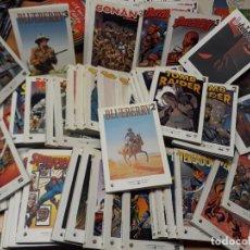 Comics: GRANDES HEROES DEL COMIC - EL MUNDO - COLECCION COMPLETA 46 TOMOS. Lote 212110957