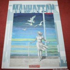 Comics: MANHATTAN 1957 - HERMANN / YVES H. - EDITORIAL DOLMEN - 2003. Lote 212265238