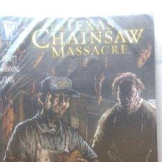 Cómics: LOTE 2 NUMEROS THE TEXAS CHAINSAW MASSACRE-LA MATANZA DE TEXAS. Lote 212266502
