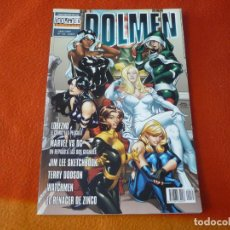 Cómics: DOLMEN Nº 163 ( LOBEZNO JIM LEE TERRY DODSON WATCHMEN ) ¡MUY BUEN ESTADO! REVISTA DE COMIC 2009. Lote 212347498