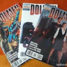 Cómics: DOLMEN 212, 213 Y 214 (SPIDERMAN IRON MAN SUPERMAN JENKINS) ¡MUY BUEN ESTADO! REVISTA DE COMIC 2013. Lote 212347877