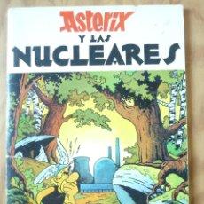 Cómics: ASTERIX Y LAS NUCLEARES. Lote 212416566