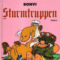 Comics : STURMTRUPPEN (BONVI) NUEVAS FRONTERAS DEL ARTE - CARTONE - IMPECABLE PRECINTADO - SUB00MR. Lote 212479912
