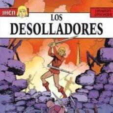 Cómics: JHEN Nº 3 LOS DESOLLADORES (JACQUES MARTIN / J. PLEYERS) NETCOM2 - CARTONE - BUEN ESTADO - SUB03MR. Lote 212523987
