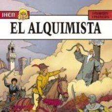Cómics: JHEN Nº 7 EL ALQUIMISTA (JACQUES MARTIN / J. PLEYERS) NETCOM2 - CARTONE - BUEN ESTADO - SUB03MR. Lote 212524485