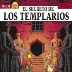 Cómics: JHEN Nº 8 EL SECRETO DE LOS TEMPLARIOS (JACQUES MARTIN / J. PLEYERS) NETCOM2 - CARTONE - SUB03MR. Lote 212524747
