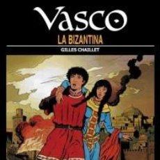 Cómics: VASCO Nº 3 LA BIZANTINA (GILLES CHAILLET) NETCOM2 - CARTONE - BUEN ESTADO - SUB03MR. Lote 212525628