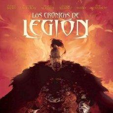 Cómics: LAS CRONICAS DE LEGION - YERMO - CARTONE - BUEN ESTADO - SUB03MR. Lote 212530011