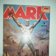 Fumetti: MARK 2000 #2. Lote 212647242