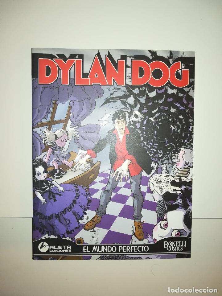 DYLAN DOG VOL 1 #5 EL MUNDO PERFECTO (ALETA) (Tebeos y Comics - Comics otras Editoriales Actuales)