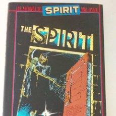 Cómics: COMICS. THE SPIRIT.. Lote 212720266