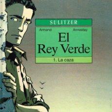 Cómics: EL REY VERDE.GRIJALBO.. Lote 212813476